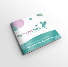 My Secret Fairy Corporate Franchise Brochure Branding