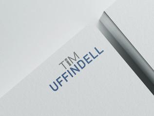 Tim Uffindell Logo Design & Branding