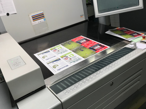 Expert design & top specification printing to ensure each issue has the Friends of finish