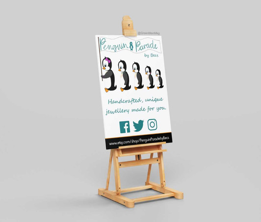 Penguin Parade, Company Advertising Project