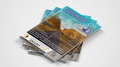 Friends of Buckshaw Village Community Magazine