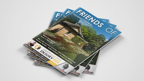 Friends of Leyland Community Magazine
