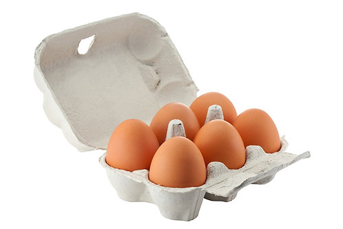1/2 Dozen Free Range Eggs