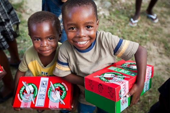 Buckshaw Village Christmas Shoebox Appeal 2018 - Thank you so much!