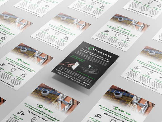 CTU Services Branding & Advertising Project