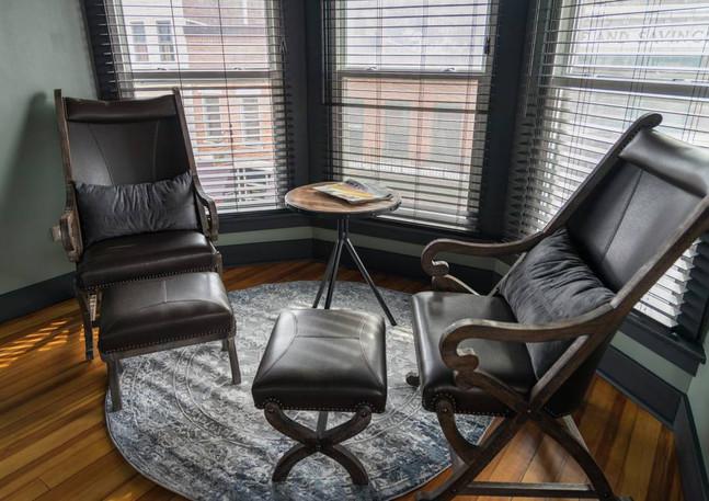 Additional Sitting Area