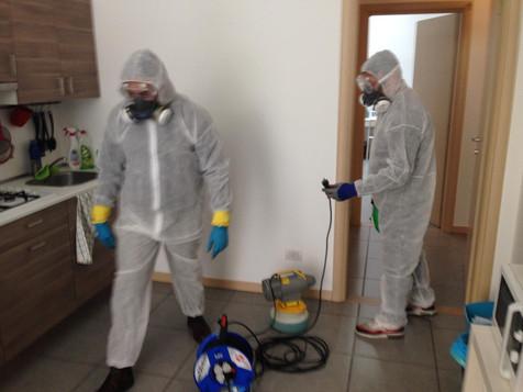 O.D.D.I.S. sas sanificazione domestica