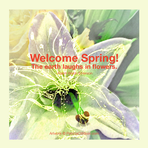 Spring Equinox PatriciaCWilson.com