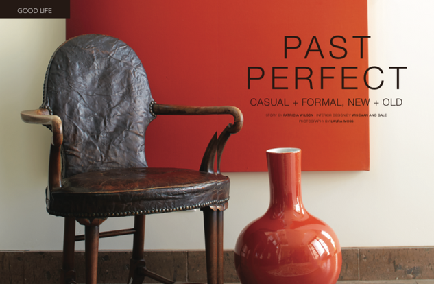 Past Perfect / Antiques!