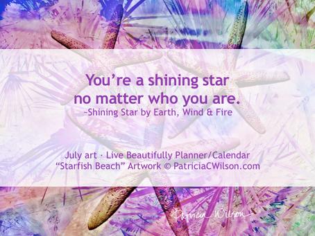 July Shining Stars
