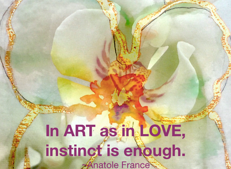 In Love, In Art