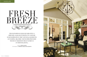 Fresh Breeze: Outdoor Spaces