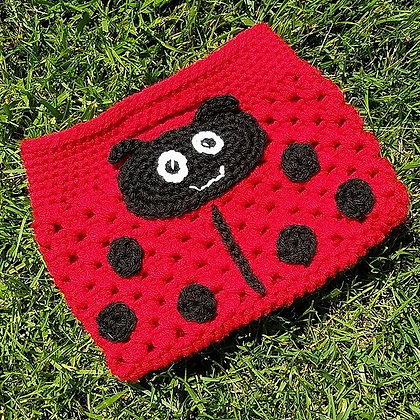 Little Ladybug Lulu Purse Crochet Pattern