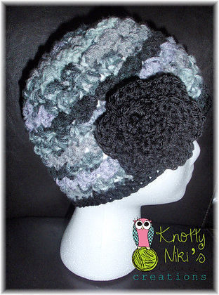 The Bulky Beanie Crochet Pattern