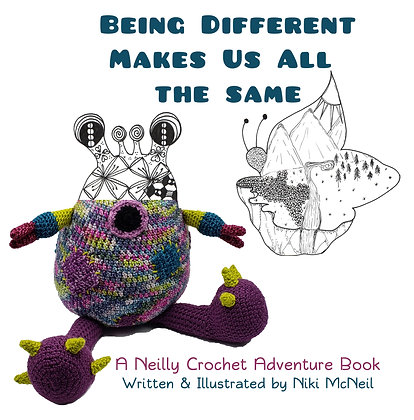 Being Different Makes Us All the Same Paperback