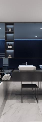 Baño Habitación Clásica