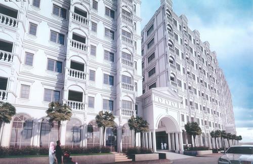 Edificio Mansoura