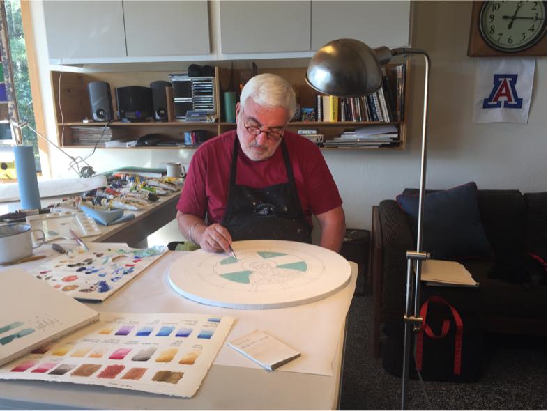 Chuck Painting Mockups