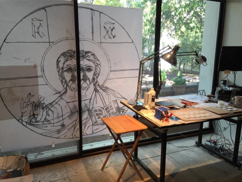 Chuck's Studio