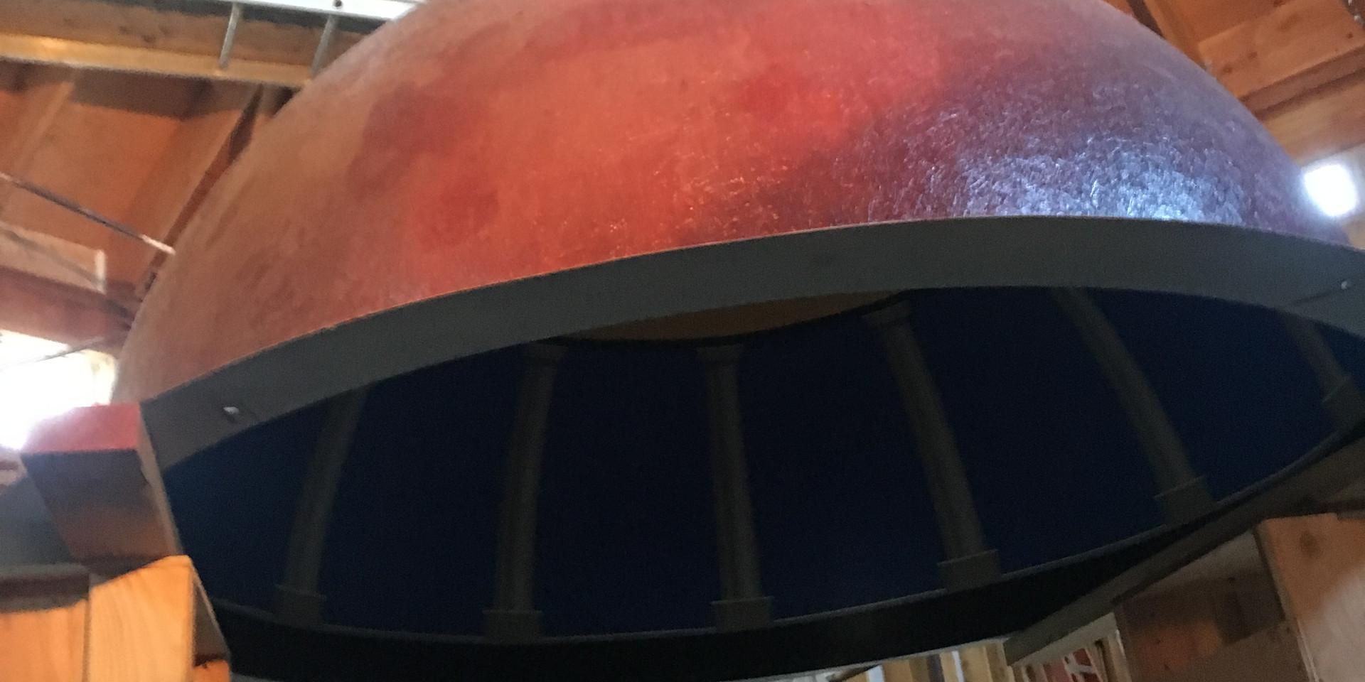 Raising the Dome