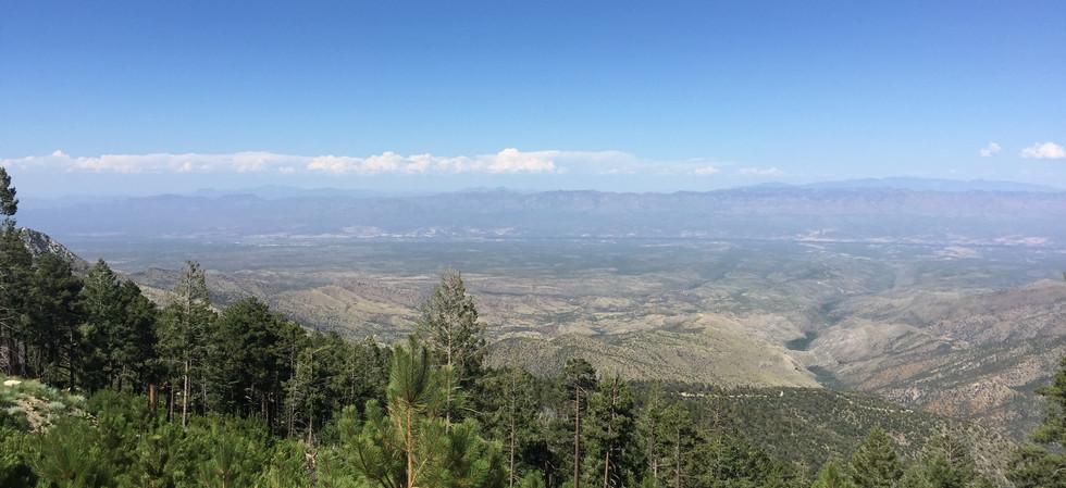 View at Aspen Vista