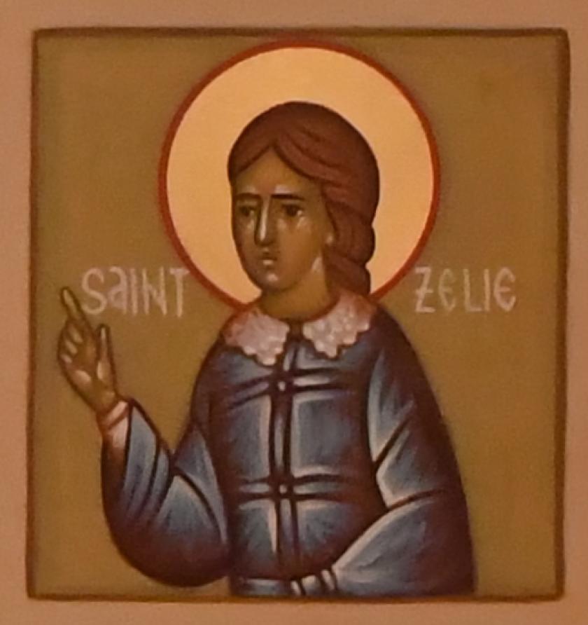 Saint Zelie