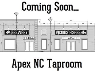Apex Taproom - Coming Soon!