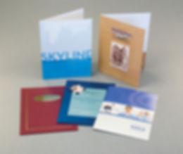 Presenation Folders
