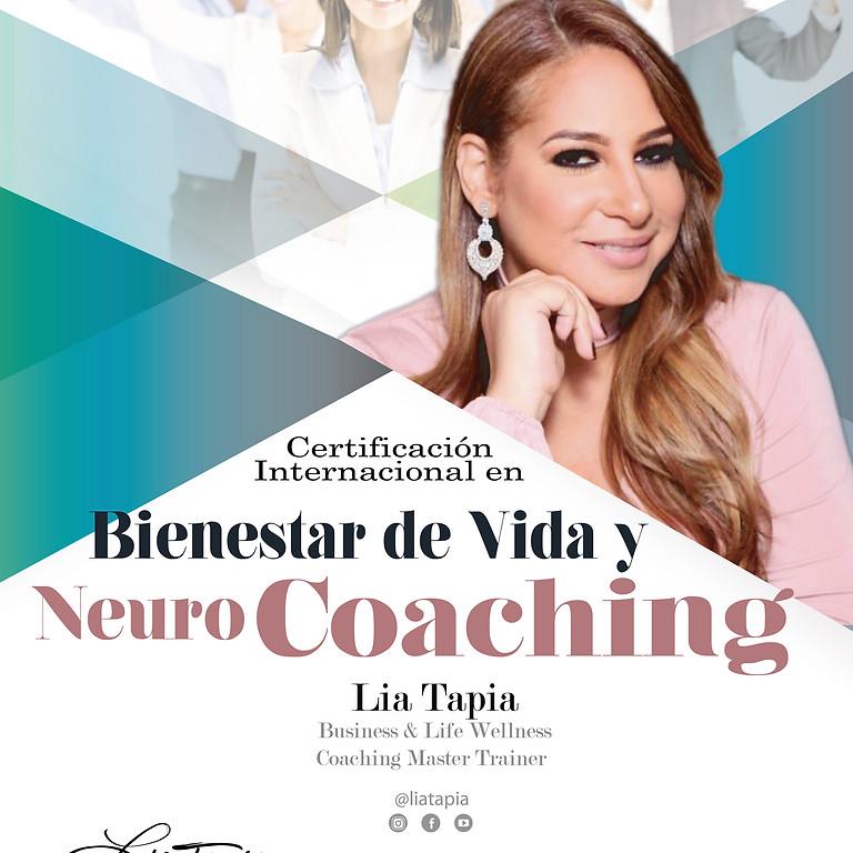 Certificación Internacional en Neuro Coaching de Vida con énfasis en Bienestar