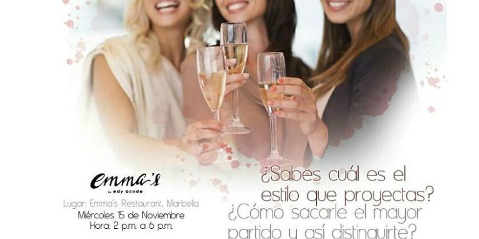 Champán, aperitivos y risas entre Chicas-Taller de Imagen, proyección, personalidad y comunicación (2)