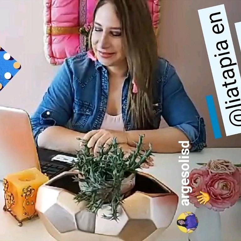 Masterclasses para aprender a CONECTAR con Clientes por VIDEO e INSTAGRAM para Negocios parte I (4) y parte II (4)
