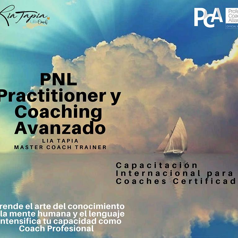 PNL Practitioner y Coaching Avanzado