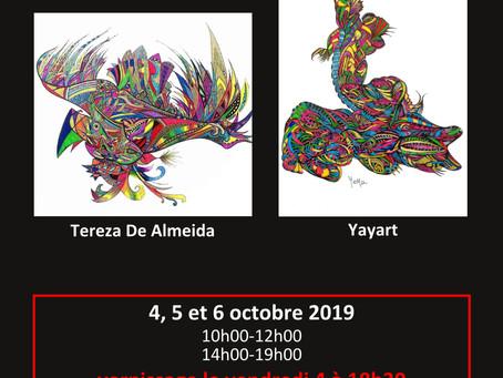 EXPO de dessin spontané