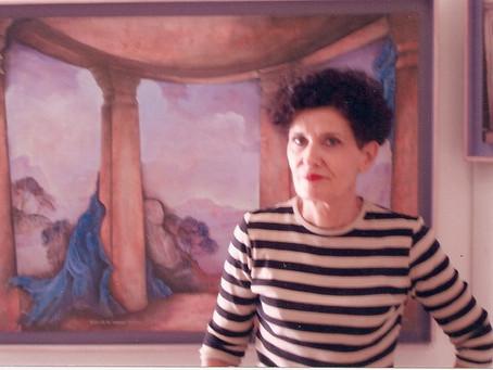 L'artiste du mois : JACQUELINE ROUAULT-ROSSO