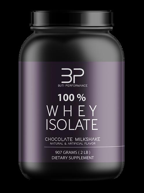 100% WHEY ISOLATE - CHOCOLATE