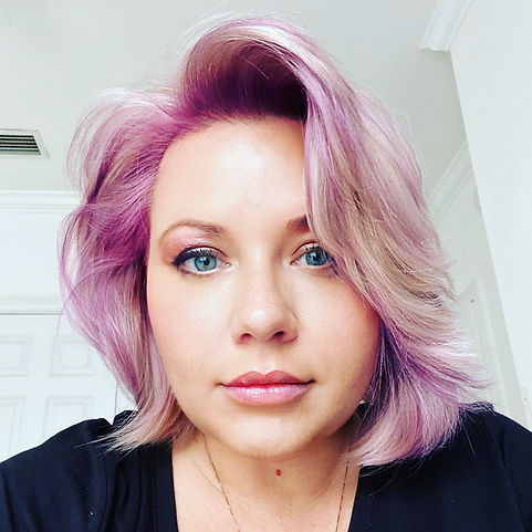 Serena Purple hair.JPG