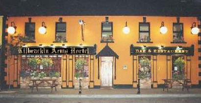 Kilbrackan Arms Hotel Social Dancing