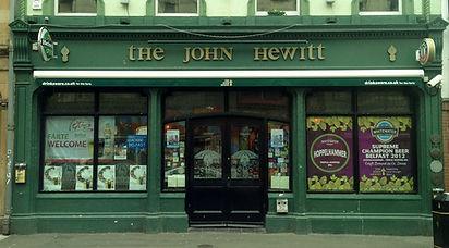 The John Hewitt Antrim Gigs