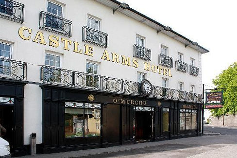 Castle Arms Hotel Laois Country Music