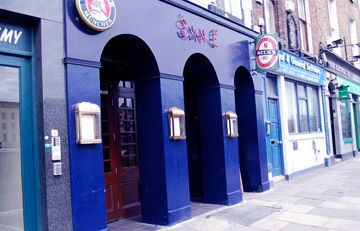 Sin E Dublin Bluegrass