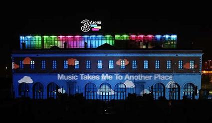 3 Arena Dublin Concerts