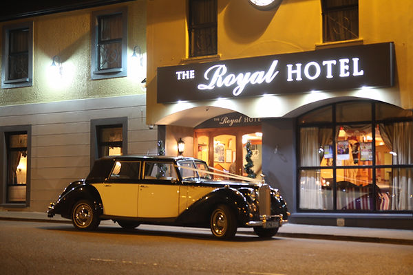 The Royal Hotel Music
