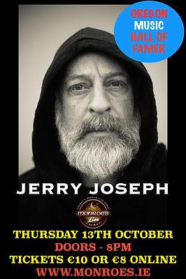 Jerry Joseph Ireland Music