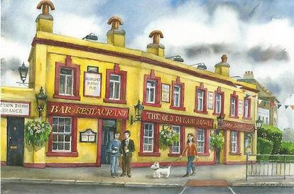 The Old Punch Bowl Dublin Folk Music