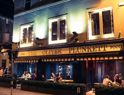 Oliver Plunkett Bar Cork