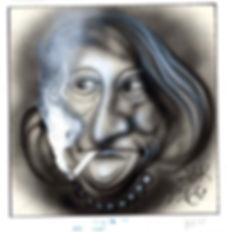 דני  קרמן שם התערוכה sני קרמן פנים רבות