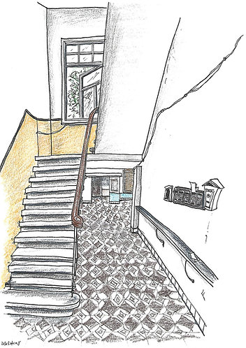 אדריכלים מאיירים את תל אביב