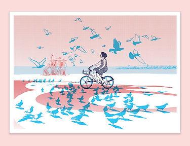 (CITYKAT) ממגדלור למגדלור - אופניים על ה