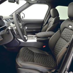 Bespoke Leather interiors