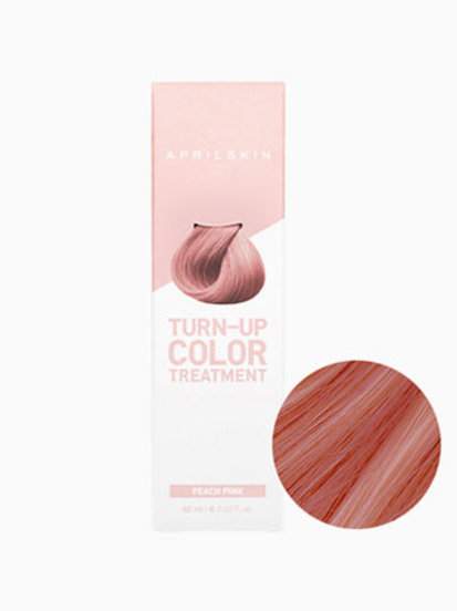 Aprilskin Turn-Up Color Treatment Peach Pink